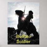Poster del soldado del búfalo