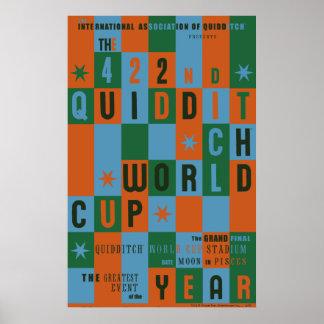 Poster del tablero de damas del mundial de Quiddit