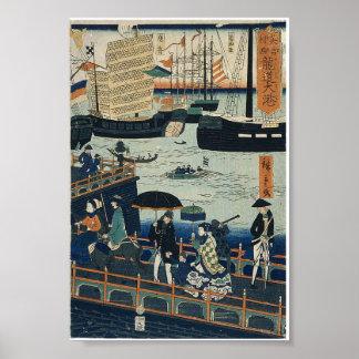 Poster del taiko del rondon de Igirisu
