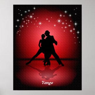 Poster del tango