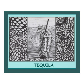 Poster del Tequila