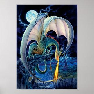 Poster del terraplén del dragón