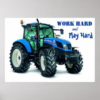 Poster del tractor