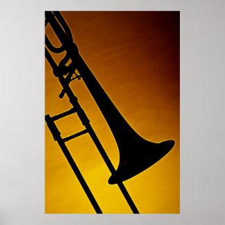 Poster del Trombone Póster