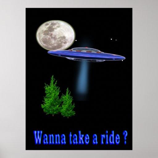 Poster del UFO