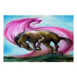 Poster del unicornio