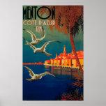 Poster del viaje de riviera francesa # 1