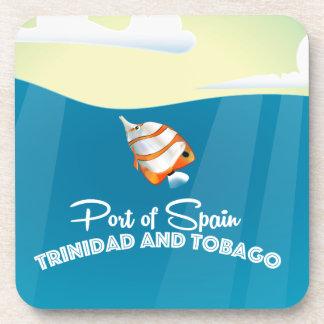 Poster del viaje de Trinidad and Tobago Puerto Posavasos De Bebida