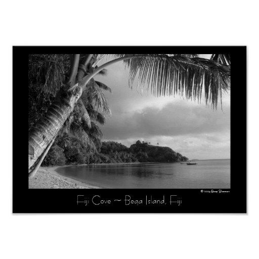 Poster del viaje del ~ de la isla de Beqa del ~ de