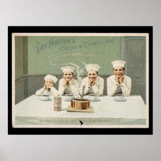 Poster del vintage
