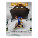 Poster del volumen 1 de AussieTracks