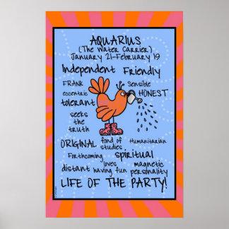 Poster del wordcloud del acuario