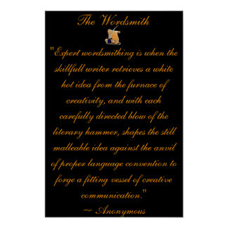 Poster del Wordsmith