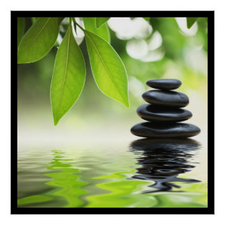 Poster del zen