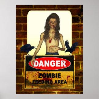 Poster del zombi
