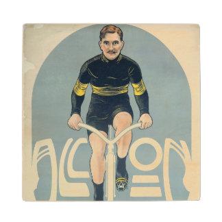 Poster depicting Francois Faber