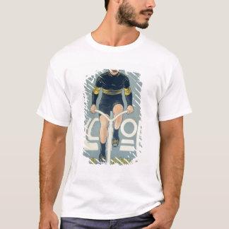Poster depicting Francois Faber T-Shirt