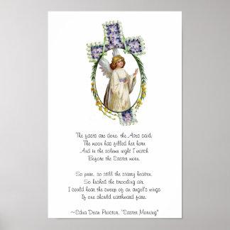 Poster: Easter Morn