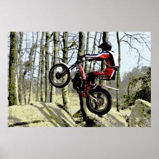 Poster effect trials rider