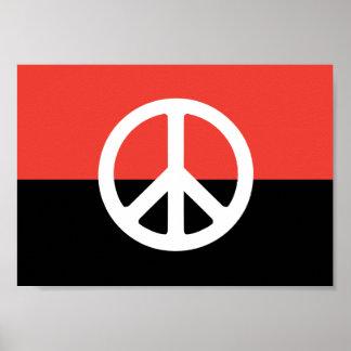 Poster egipcio de la paz