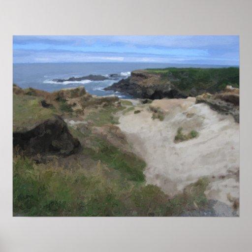 Poster - escena #5 de la Costa del Pacífico de Cal