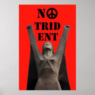 Poster escocés de Pasionaria Trident del La de la