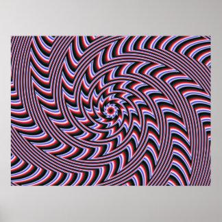 Poster espiral