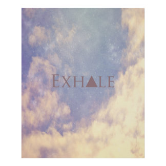 Poster ...... Exhale