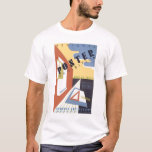 Poster Exhibition 1939 WPA T-Shirt