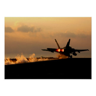 Poster F-18