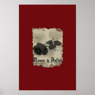 Poster falso de Romeo y de Juliet