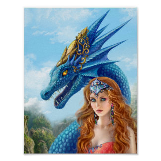 Poster Fantasy Kingdom