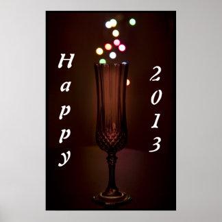 Poster feliz 2013