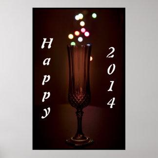 Poster feliz 2014