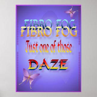 Poster fibro de la niebla