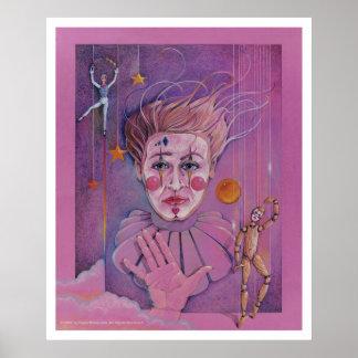 Poster Fine Art - Mimes R Us