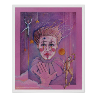Poster, Fine Art - Mimes R Us Poster