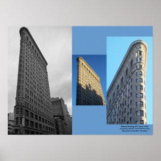 POSTER:Flatiron Building