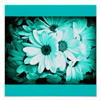 Poster-Flowers-Painted Flowers 15