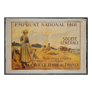 Poster for the Loan for National Defence