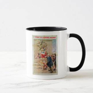 Poster for the Second Loan for National Defence Mug