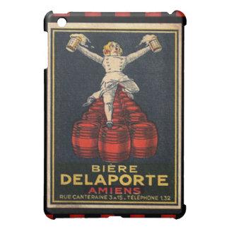 Poster francés de la publicidad de la cerveza del