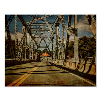 Poster-Gateway to the Catskill Mountains
