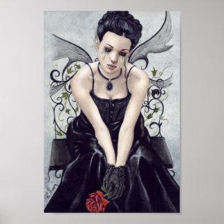 Poster gótico del Lament