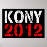 POSTER GRANDE DE KONY 2012