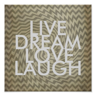poster graphic art pattern with text quote
