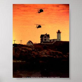 Poster, halcón negro él… póster