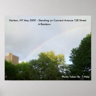 POSTER: Harlem Rainbow May 2009