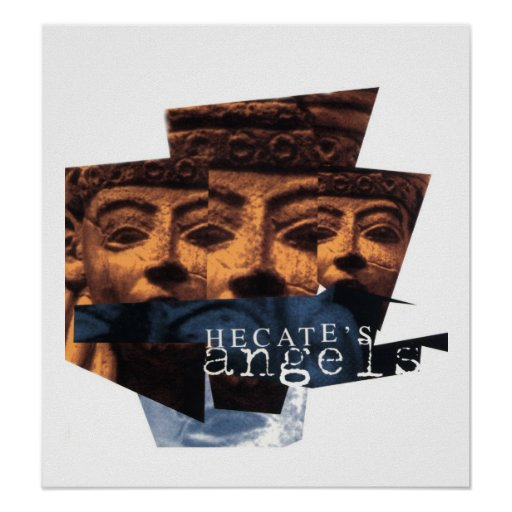 Poster - Hecate's Angels
