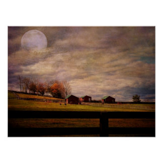 Poster-Hillbilly Farm